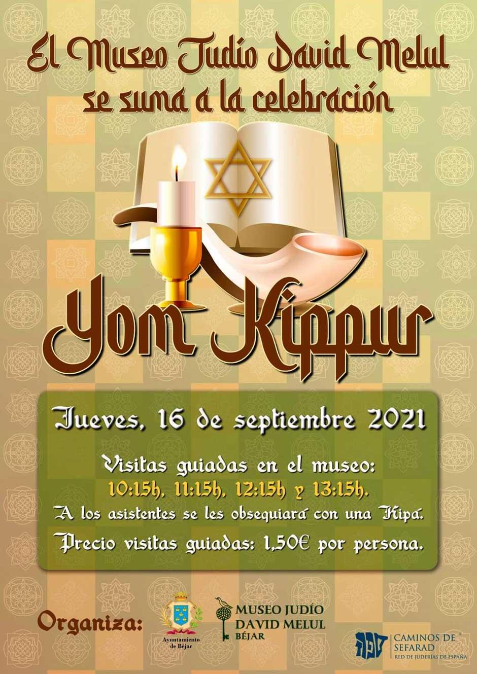 Fiestas Judías Red de Juderías de España Caminos de Sefarad