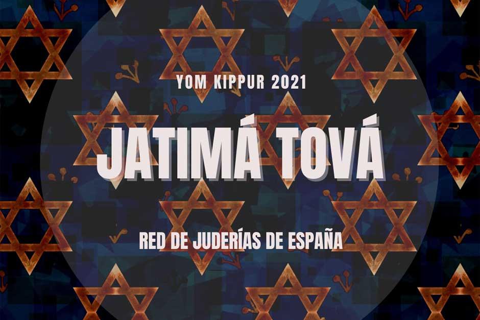 Jatimá Tová Fiestas Judías Red de Juderías de España Caminos de Sefarad